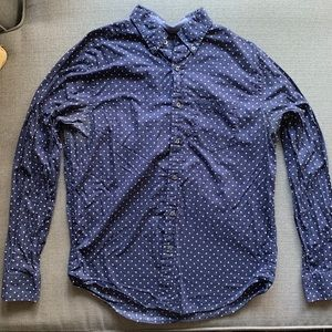 American Eagle Button Down Long Sleeve